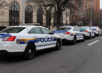 White Plains Police Cars