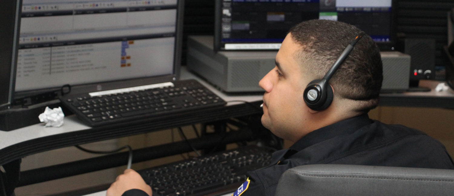 Officer at Dispatch