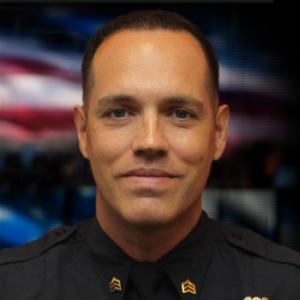 Sergeant Marco Garced