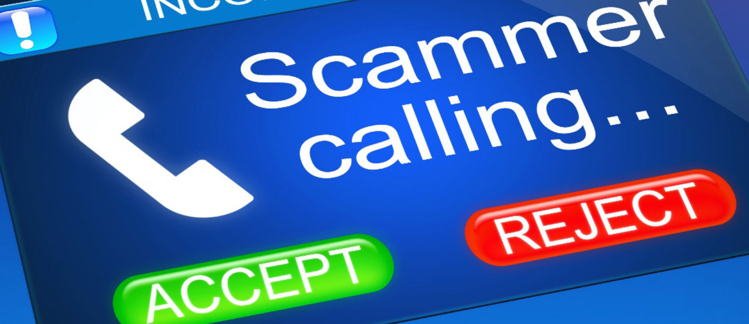 Avoid Spoofing Scams