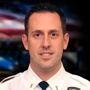 Lieutenant Daniel McMahon