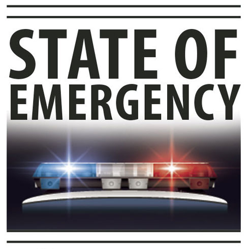 Declaration of State of Emergency